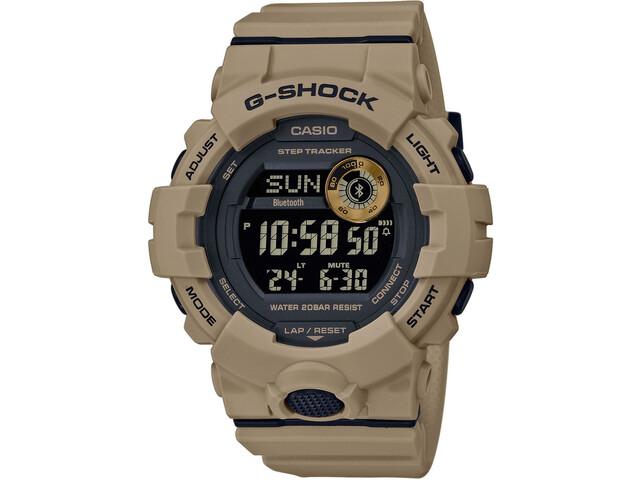 CASIO G-SHOCK GBD-800UC-5ER Watch Men, brown/brown/black